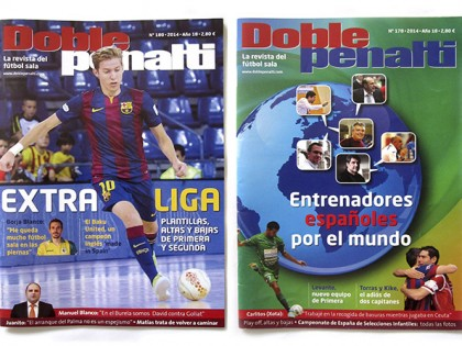 Revista Doble penalti